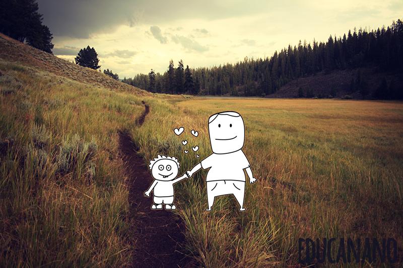 Vamos a recorrer un camino juntos.